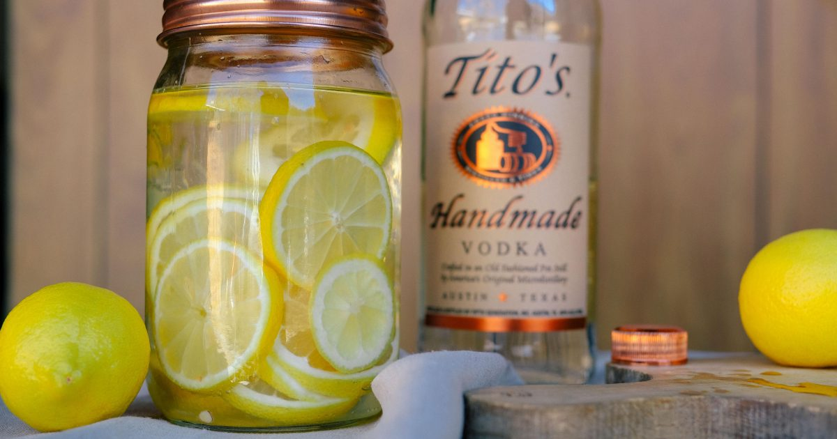 New Year, New Tito's Infusions