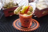Tito's Vodka Bloody Mary with Garnishes