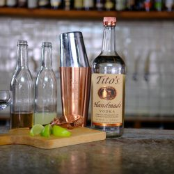 Tito's Bar and Shaker Set
