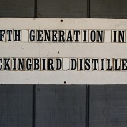 Tito's Vodka Distillery Sign