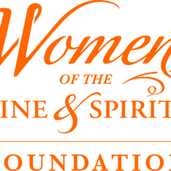 Women of the Vine & Spirits Foundation Logo