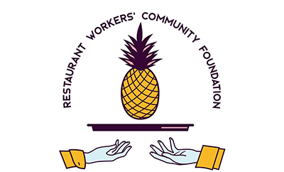 Restaurant workers community foundation logo